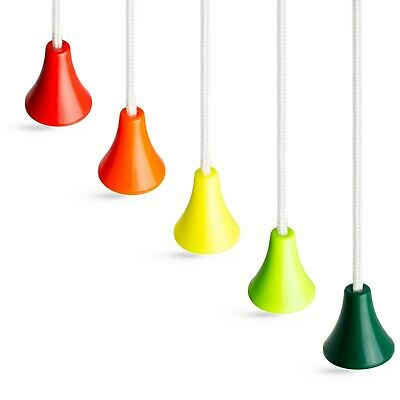 Sleeklight™ Bathroom Light Pull Cord String In a Selection of Bright Fun Colours