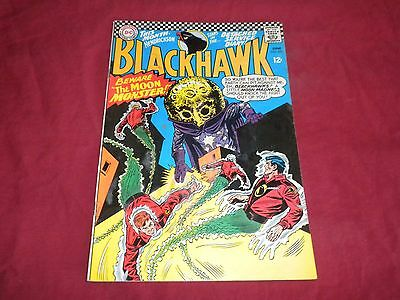 Blackhawk #221 (Jun 1966, DC) silver age 4.5/5.0 comic!!!!
