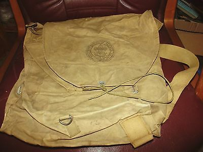 Old Boy Scout Back Pack Boy Scouts of Amierica National Council New York City