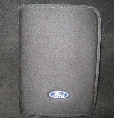 ford escape owners manual 2006
