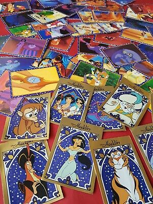 Disney Pocahontas US SkyBox Full Set Trading Cards Art Of