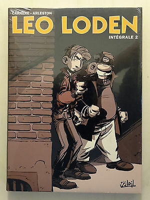 BD  INTEGRALE  LEO LODEN  tome 4 à 6 volume 2 NEUF sous blister (3PC1GE34)