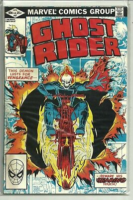 GHOST RIDER # 67 Bronze Age AWESOME COVER HIGH GRADE VF