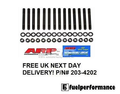 ARP 12 points haute performance tête boutons pour TOYOTA SUPRA 7MGTE 87-92