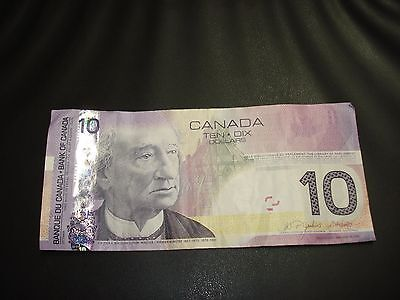 2005 - Bank of Canada $10 note - ten dollar bill - BTS3029839