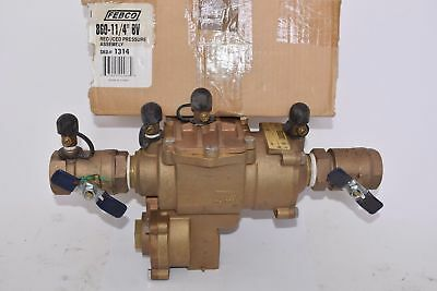 NEW FEBCO 860 1-1/4'' BV Reduced Pressure Valve Assy. Backflow Preventer