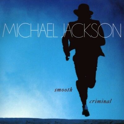 Michael Jackson / Smooth Criminal Japan 5-Track Cd 1987-88