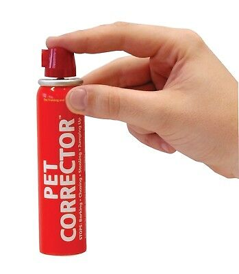 Pet Corrector Dog Jumping Barking Training Spray Behaviour Solution 50 ml New