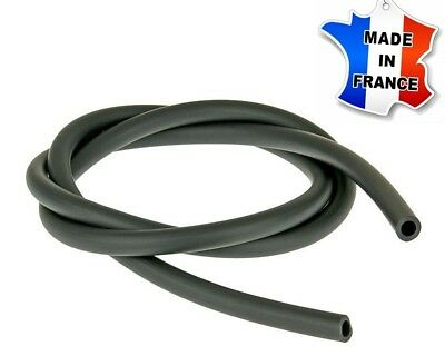 RUBBER PETROL & FUEL HOSE 4MM x 7MM MOTORCYCLE QUAD MOTORBIKE ROLLER COMPETITION