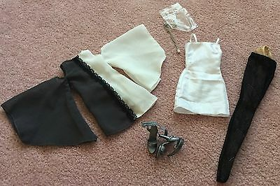 Tonner Cami & Jon ~ Manhattan Mood Outfit ONLY - fits Ellowyne