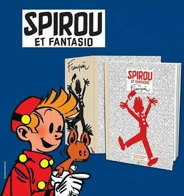 Album de Luxe Spirou et Fantasio Collection de 11 albums, Spirou et Fantasio Dup