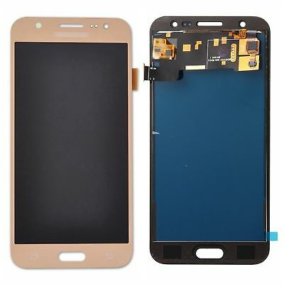 For Gold  Samsung Galaxy J5 2015 J500F J500M LCD Display Touch Screen Assembly