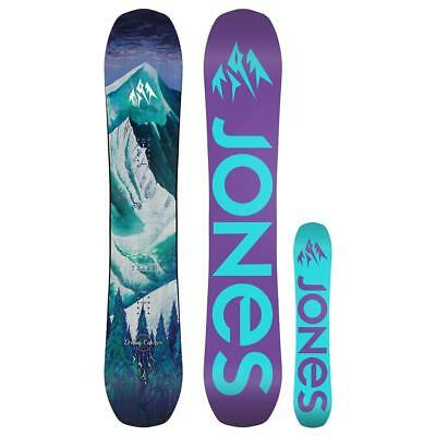NEW Snow gear JONES 2018 Dream Catcher Womens Snowboard