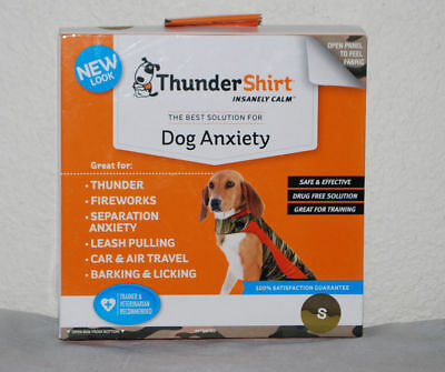 ThunderShirt The Best Solution For Dog Anxiety Size Small for dogs 15-25 lbs