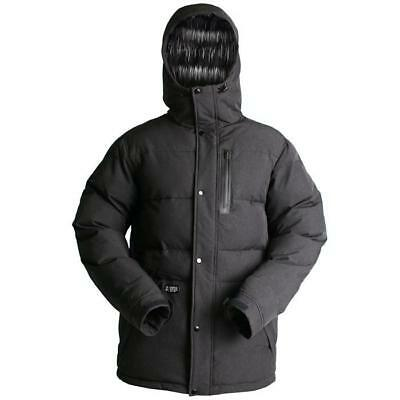 NEW Snow gear RIDE Ruger Snowboard Down Jacket Mid Grey Mens