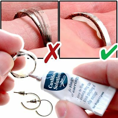 Resizer Cushion Solution Guard Gel Snug Fit Reducer Adjuster For Rings Earrings