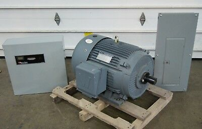 Phoenix GP100NLV Rotary Phase Converter 100 hp CNC Rated Precision Balanced New