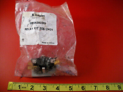 Dimplex 06942602RP Relay Kit 208/240v SP (EUL) Nib New