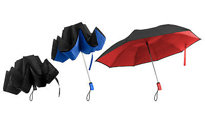Better Brella Compact - Wind-Proof Reverse Open Upside Down Umbrella - 3 Colors!