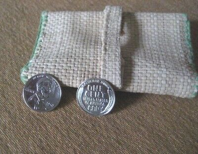 American Girl Molly's Steel Penny Only New Meet Accessories Retired