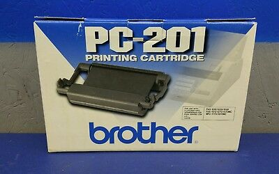 Brother Pc-201 Fax Black Toner Cartridge