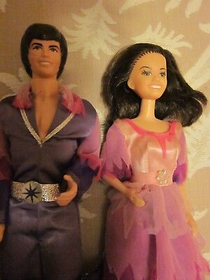 Donny and Marie Osmond Dolls                 Nice!