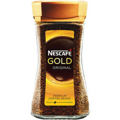 Nescafe Gold Original Blend Coffee - 200g