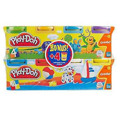 Play-Doh Tub 8 Pack ,Play-Doh Tub 8 Pack ,Play-Doh Tub 8 Pack