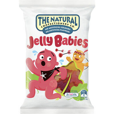 The Natural Confectionery Co. Jelly Babies - 260g