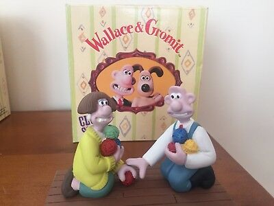 Wallace And Gromit  Wallace meets Wendolene. New, Rare