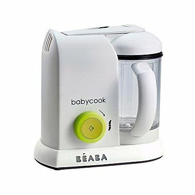 BEABA Babycook Food Maker, Neon BRAND NEW!!  (see details)