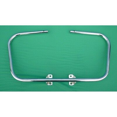 New Chrome Front Protect Frame  --- Jawa 350 (634,632,638,639,640)