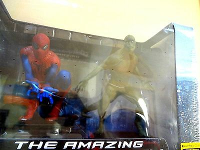 The Amazing Spider Man Limited Edition Blu Ray 3D 4 Disc Gift Set w DVD NEW