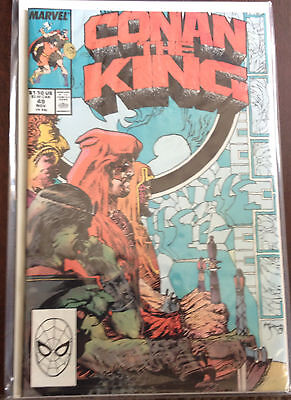 Marvel's Comic Conan The King Issue #49