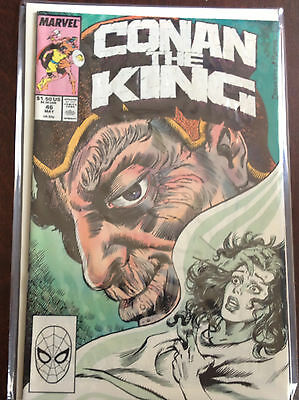 Marvel's Comic Conan The King Issue #46