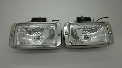 FORD XE XD XF FALCON S PACK FAIRMONT GHIA ESP RECTANGLE LIGHT NEW REPRO Pair