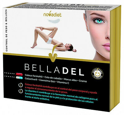 Belladel 2 in 1 Slimming and Skin Beauty Magic Beauty Weight Loss Supplement