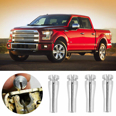 4Pcs Ford F-150, F-250, F-350 Truck Door Latch Handle Cable Ends Repair Kit AMYA