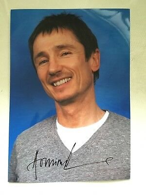 Autogramm Dominic Keating Star Trek Enterprise Malcom Read