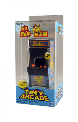 Tiny Arcade Ms Pac Man - Tiny Arcade (Toy New)