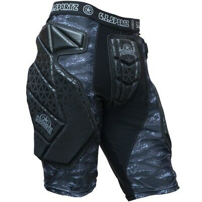GI Sportz Race Paintball Slide Short (schwarz)