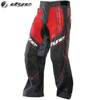 DYE C14 UL Paintball Hose / Pant (Red / Rot, XL/2XL)