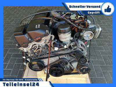 BMW E81 E87 E90 116i 316i Motor Engine N45B16A 115PS 85KW Überholt KOMPLETT TOP