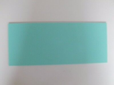 Cut Acrylic Spearmint Green Pastel Perspex A6 - A3 Cast Acrylic Cut To Size