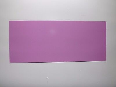 Cut Acrylic Hot Pink Pastel Perspex A6 - A3 Cast Acrylic Cut To Size