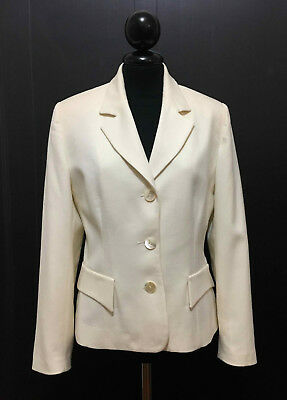 CULT VINTAGE '70 Completo Donna Lana Wool Woman Tailleur Blazer Sz.S - 40