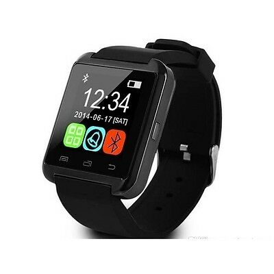 Smartwatch U8 Orologio bluetooth per LG LG G2 G3, G2 MINI G4, G5, G6, X POWER 2