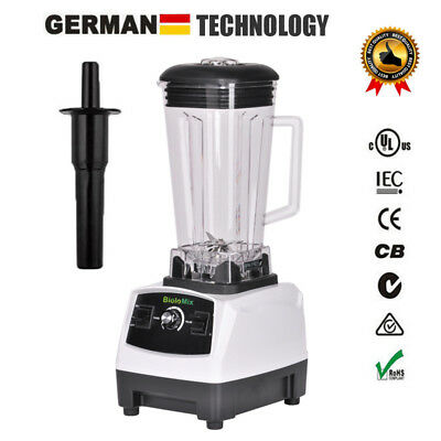 commercial blender 5000 3HP BPA FREE Power 5200 professional biolo food mixer