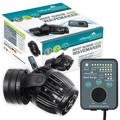 Marine Wave Maker Circulation Pump Reef Aquarium Fish Tank - Wireless Controller