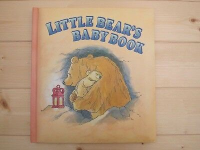 New Can't You Sleep Little Bear Baby Record Memory Keepsake Book Martin Waddell